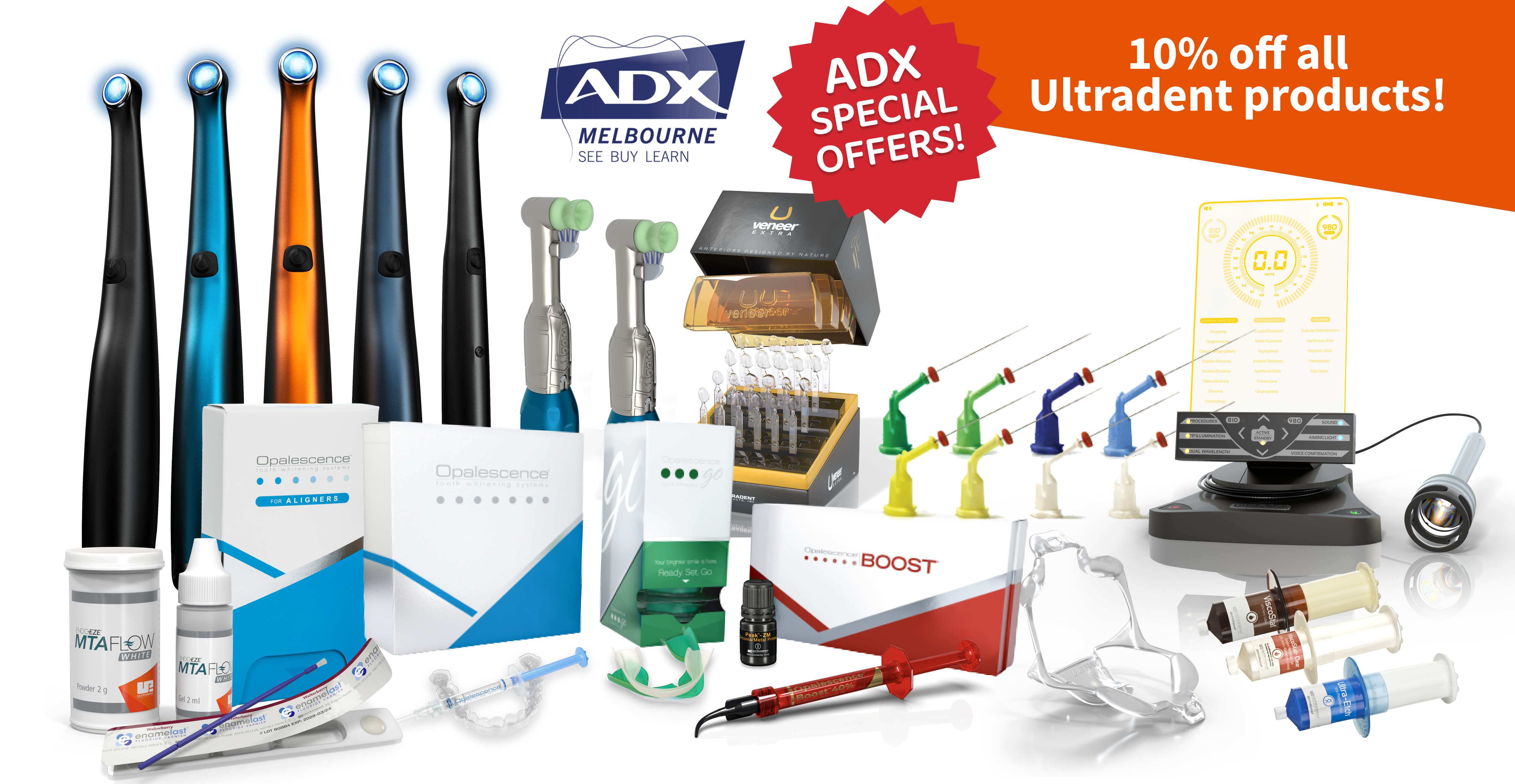 ADX Special Offers