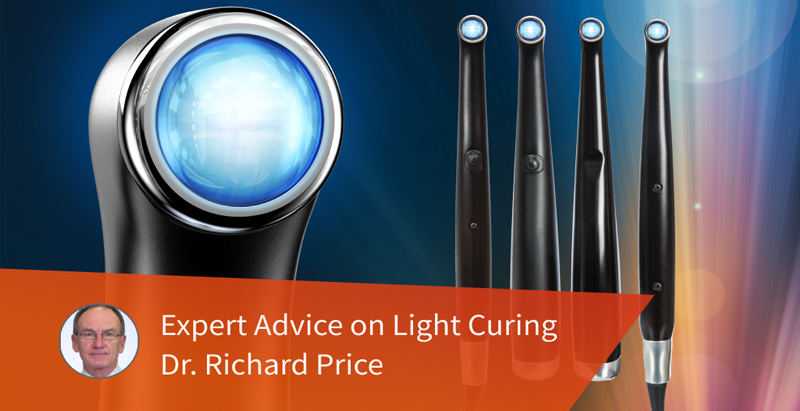 Expert Advice on Light Curing from Prof. Richard Price