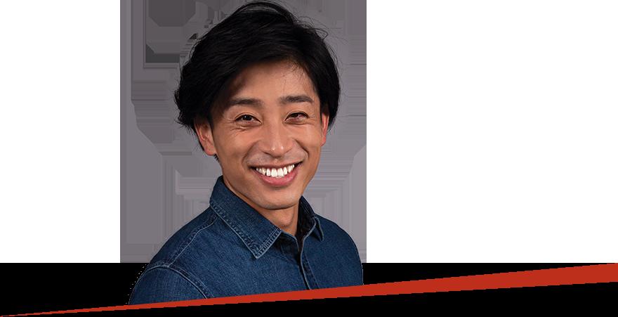 Kengo Smiling
